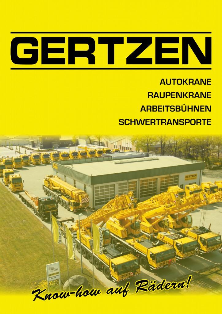 Les grues de GERTZEN (Allemagne). Gertze10