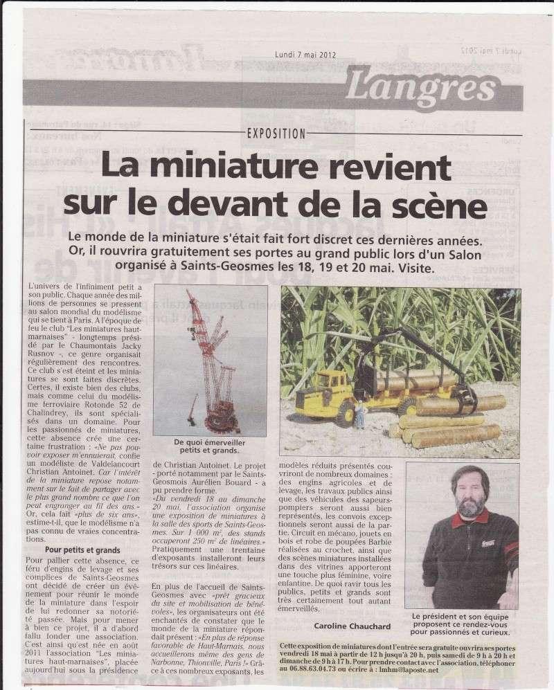 Exposition à Saint Geosmes. Ggh10