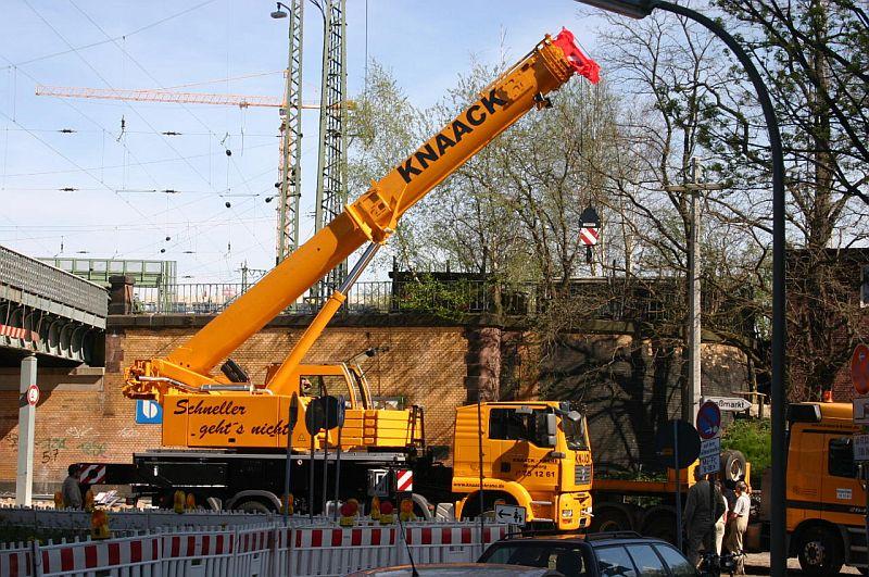 Les grues de Knaack (Allemagne) Knaack11