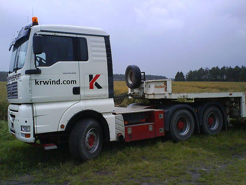 Les grues de Krane Ringen Wind (Allemagne) Kr0210
