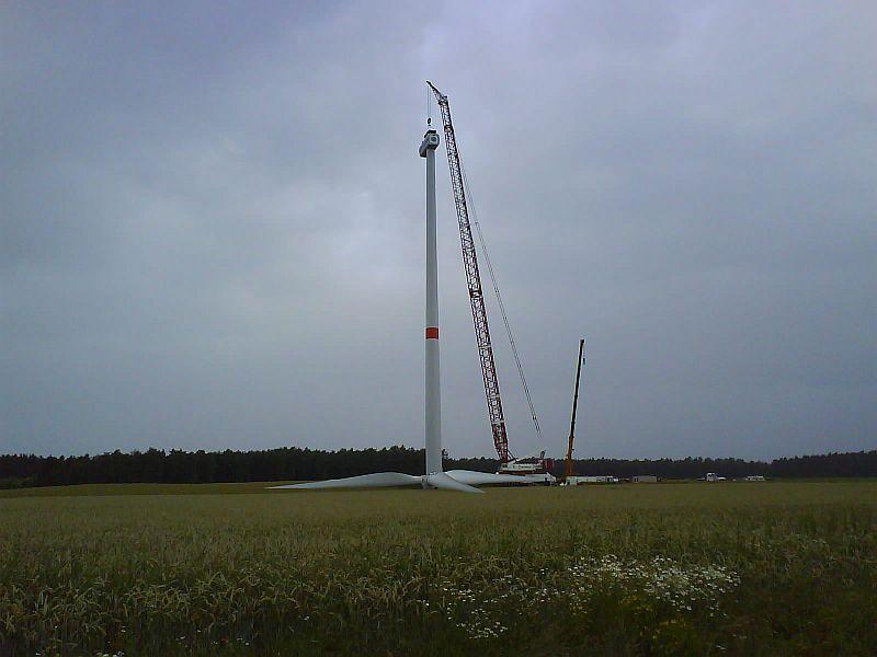 Les grues de Krane Ringen Wind (Allemagne) Kr0310