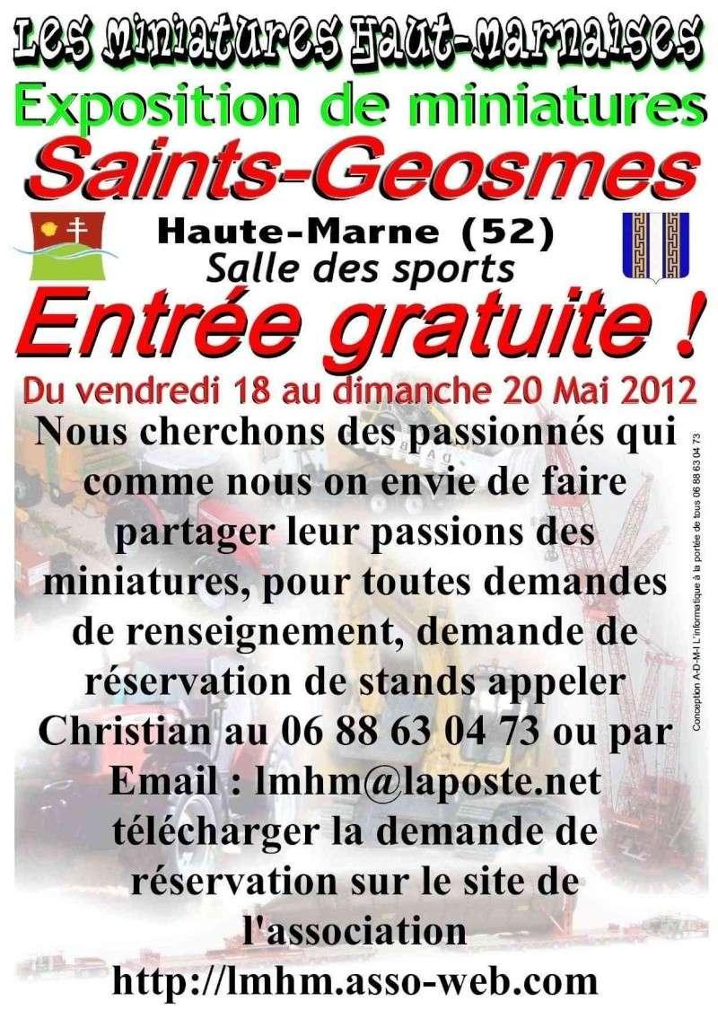 Exposition à Saint Geosmes. Recher10