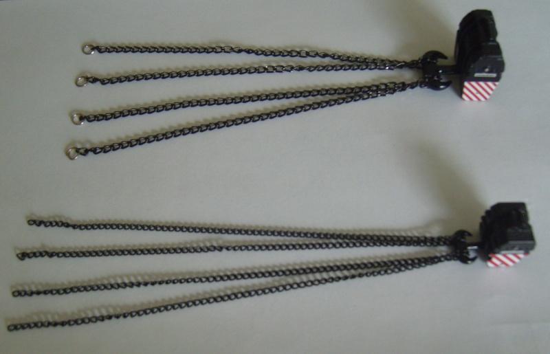 Créer des chaînes de levage Ss100347