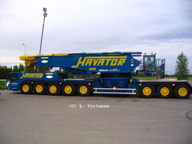Les grues de HAVATOR (Finlande) Tc280012