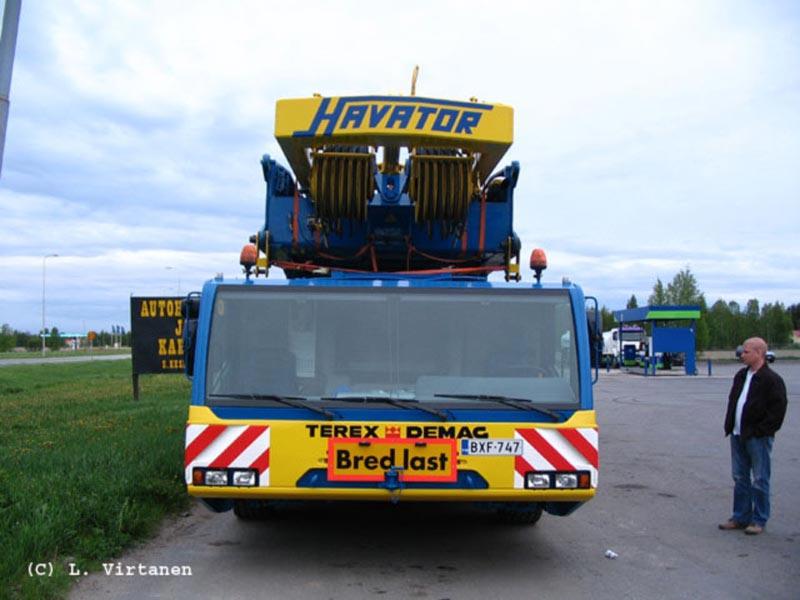 Les grues de HAVATOR (Finlande) Tc280015