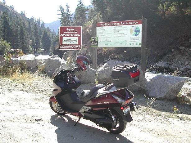 Scenic Idaho ride Today Ride_912
