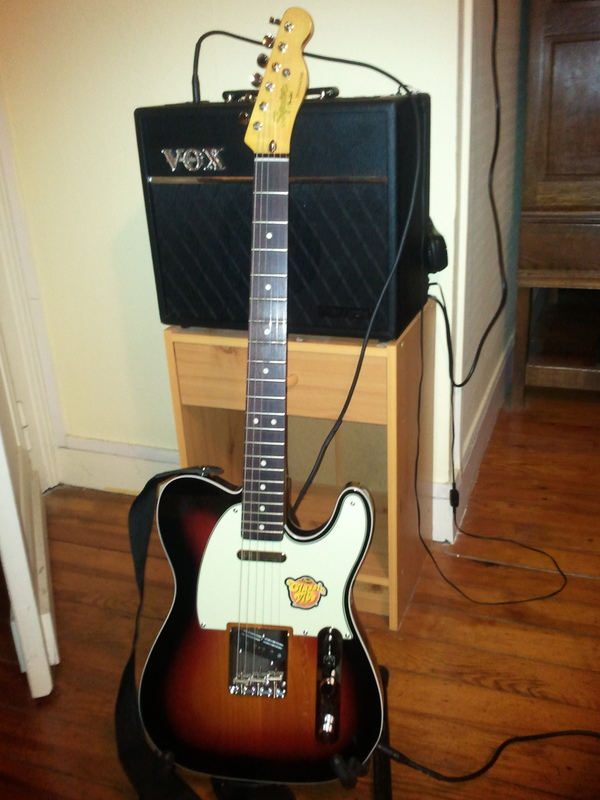 Fender Telecaster Addicts - Page 6 Photo013