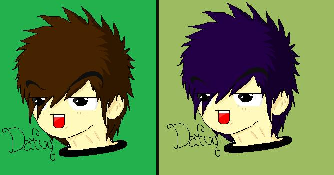 Oh look, A Maplestory Face I drew. Dafuq_10
