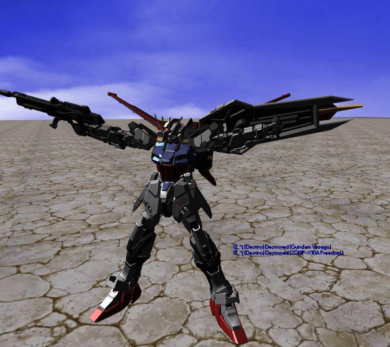 strike - 3 Form Strike Gundam ExtremeVs 57457810