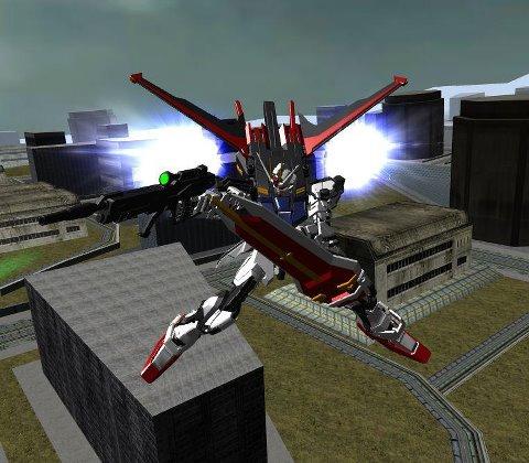 strike - 3 Form Strike Gundam ExtremeVs 60234610