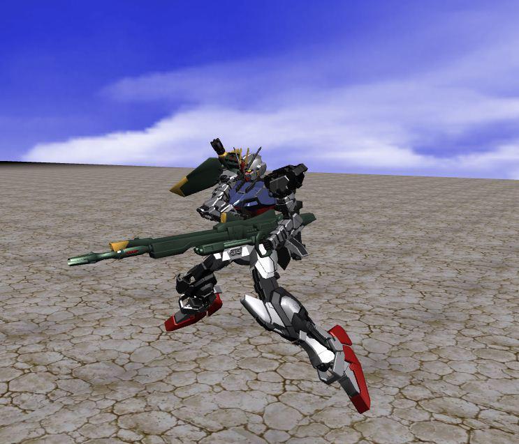 strike - 3 Form Strike Gundam ExtremeVs 75267_10