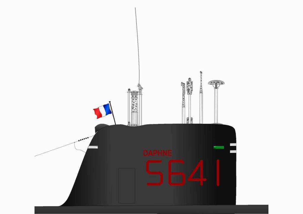 Un sous-marin argentin porté disparu ... Aarien16
