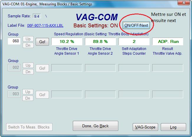 probléme AFS en utilisant mon cable Vag Basics11