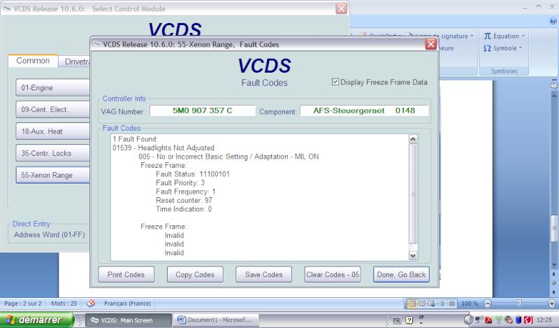 probléme AFS en utilisant mon cable Vag Image014