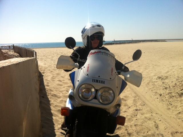 petite virée à la plage de Carnon Kikica11