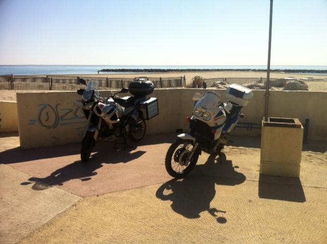 petite virée à la plage de Carnon Rencon12