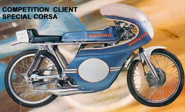 on y va du souvenir : première moto Testi010