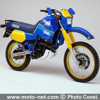 on y va du souvenir : première moto Xt600z11
