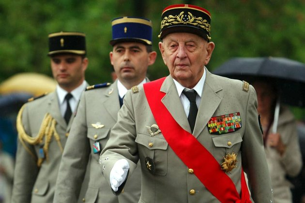 Le général Marcel BIGEARD 09_06_11