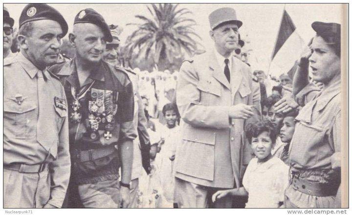 Le général Marcel BIGEARD 36878_10