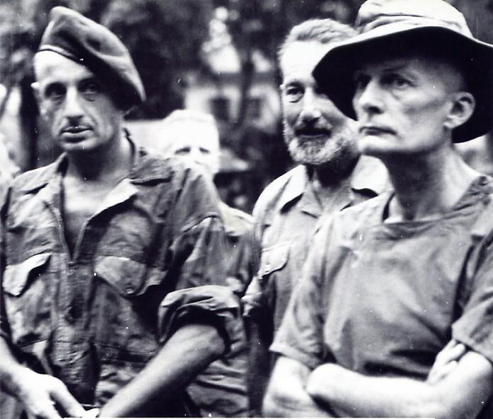 Le général Marcel BIGEARD Bigear12