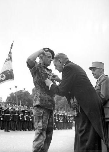 Le général Marcel BIGEARD Bigear13