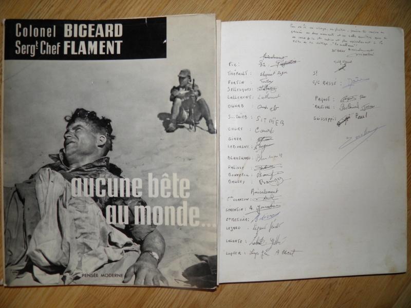 Livres de Marcel BIGEARD P8120011
