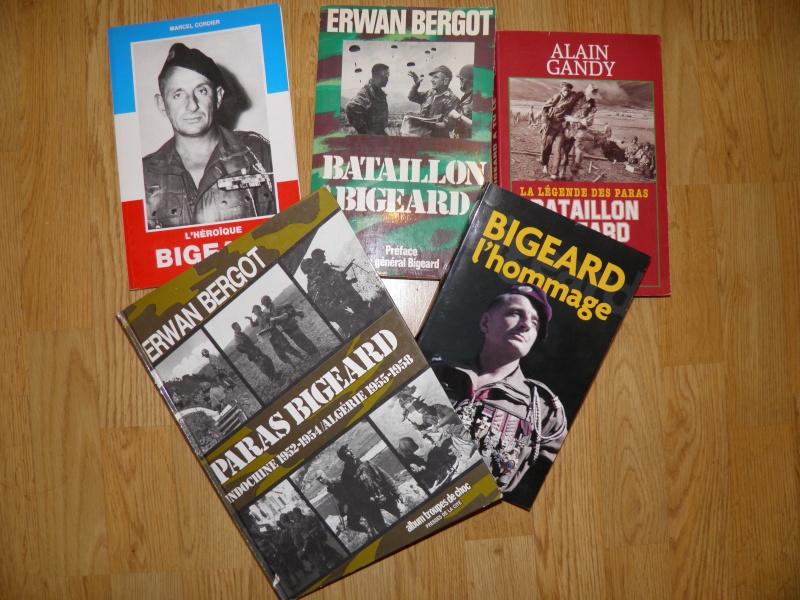 Livres de Marcel BIGEARD P8280010