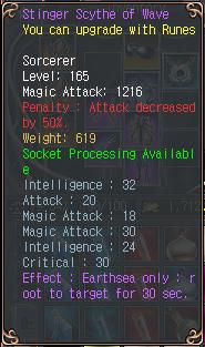 effet arme 165 Scythe12