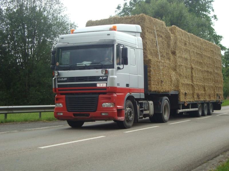 Transports de paille Daf_711