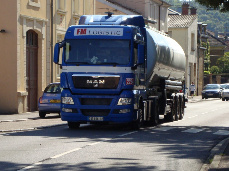 FM Logistic (Faure et Machet Logistic)(Phalsbourg, 57) Dsc02730