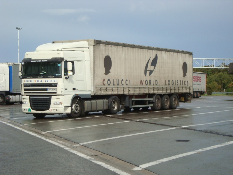 Colucci World Logistics (Groupement Astre)(Ozzano dell'Emilia) Dsc02844