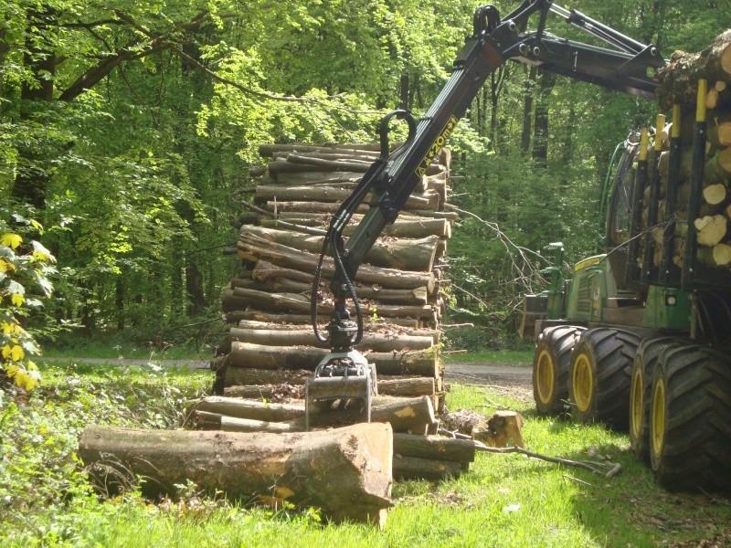 Porteur forestier (John Deere) Porteu11