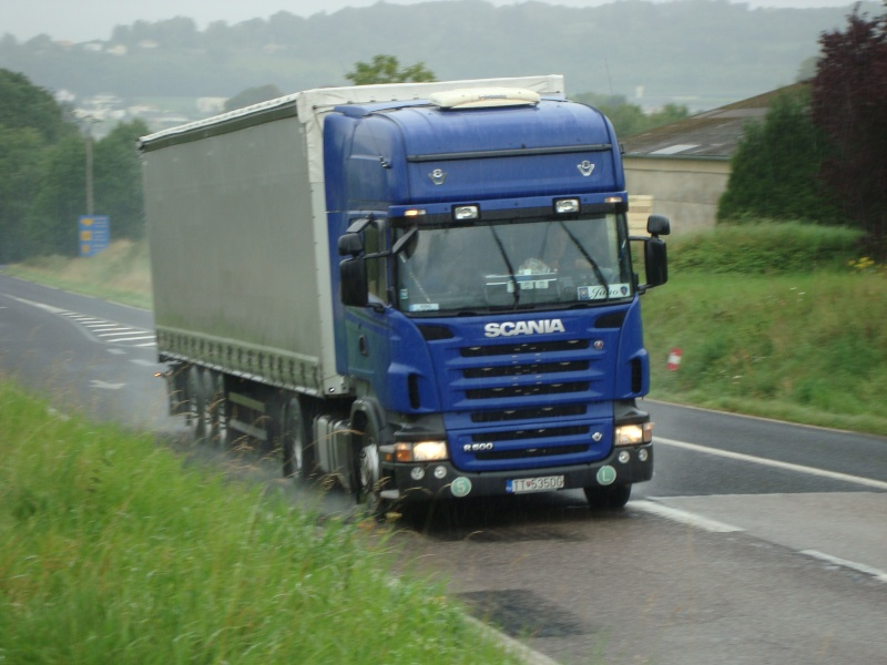 Divers Slovaquie (SK) Scania20