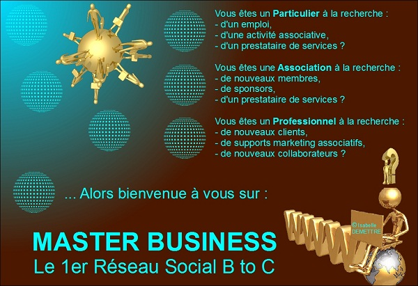 #Formation - RH MASTER BUSINESS 3.0 Affich11