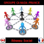 GROUPE CANADA FRANCE - LE RESEAU - Portail Logo_g11