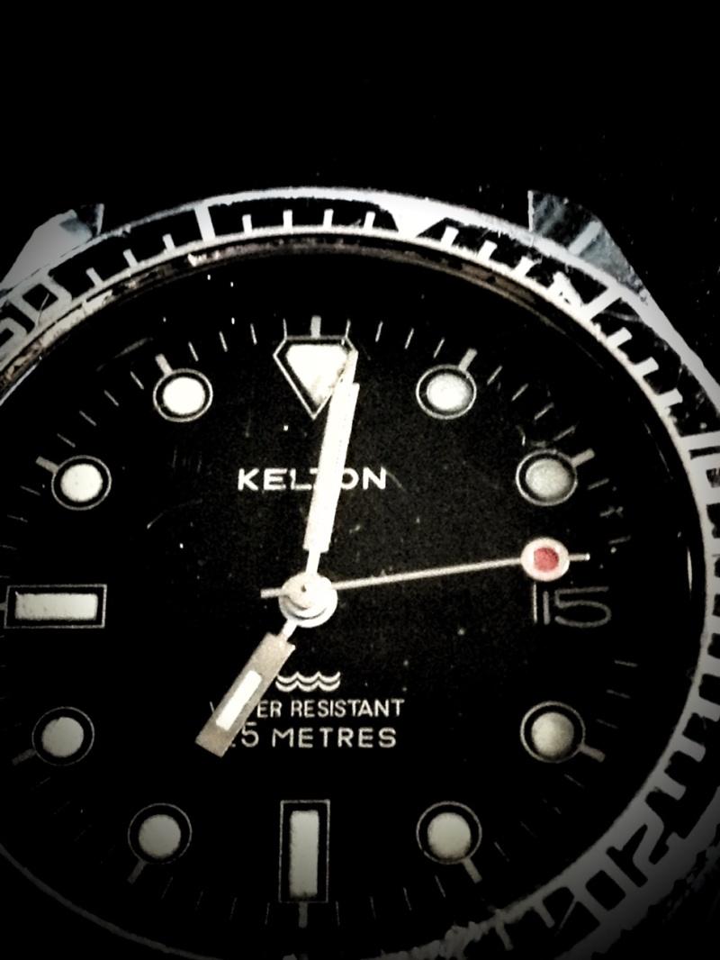 « Vous vous changez, changez de Kelton ! » - revue d'une franco-américaine Cadran18