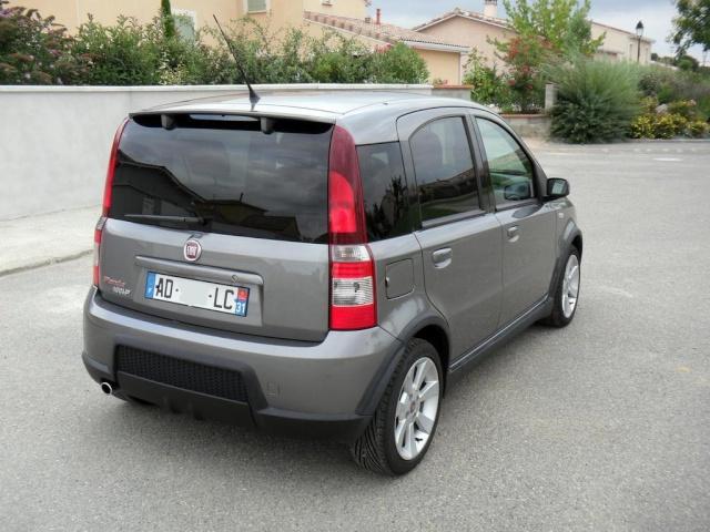 Superbe Panda Sport 100 hp 2009 24000kms grise 7500€ 310