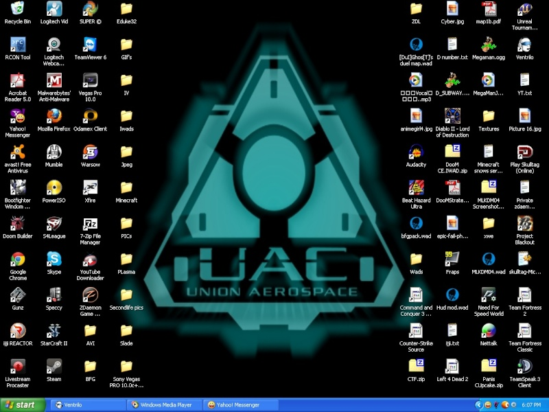 What does YOUR desktop look like? Untitl10