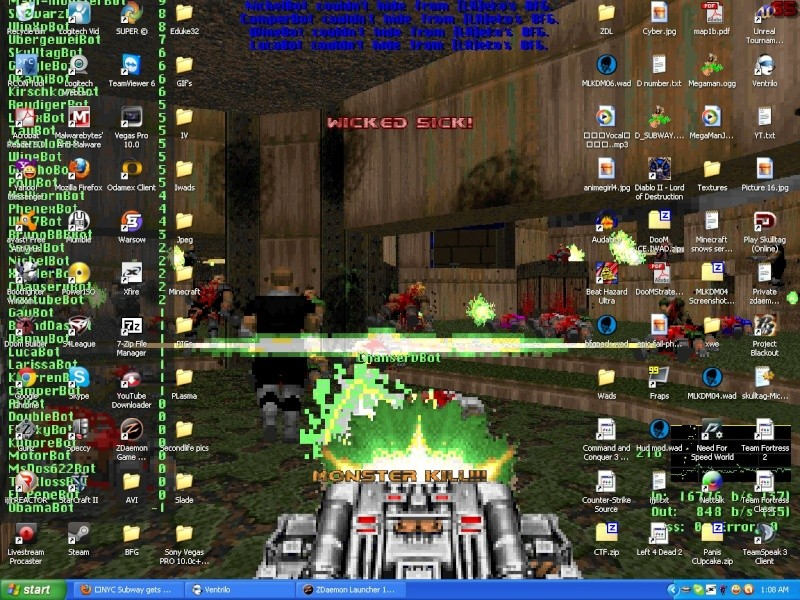 What does YOUR desktop look like? Untitl11