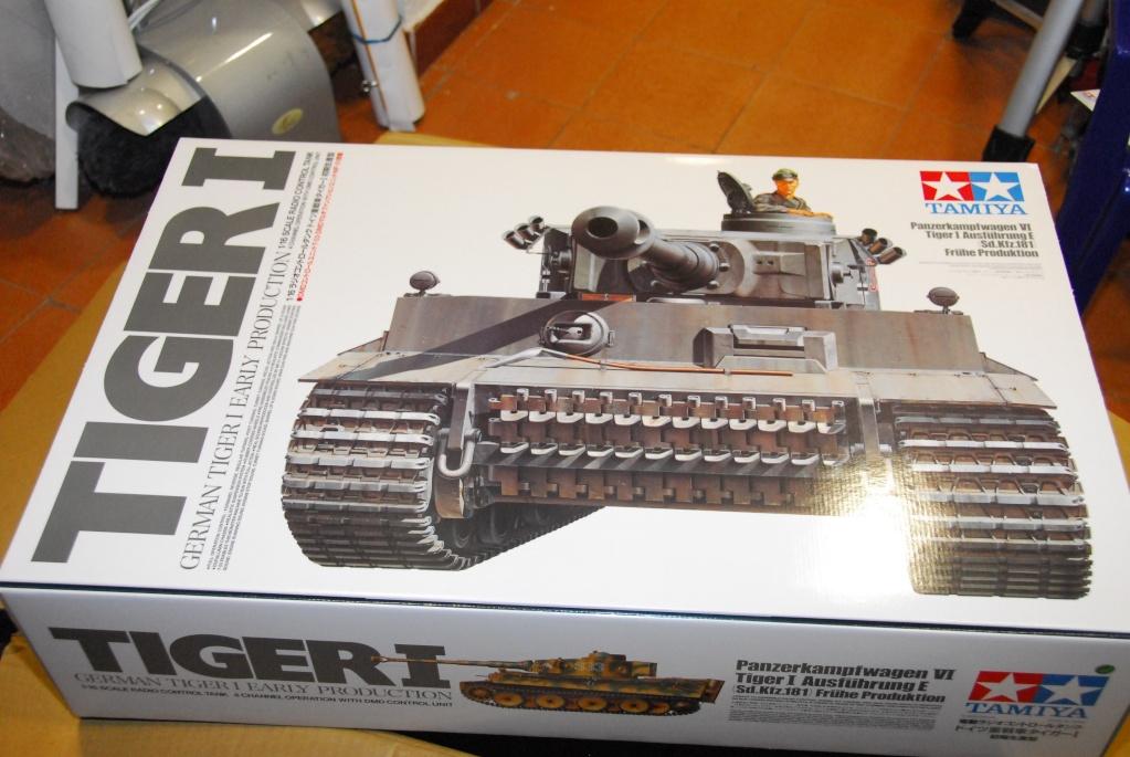 Wip Tiger I Tamiya di Gunman  Dsc_0215