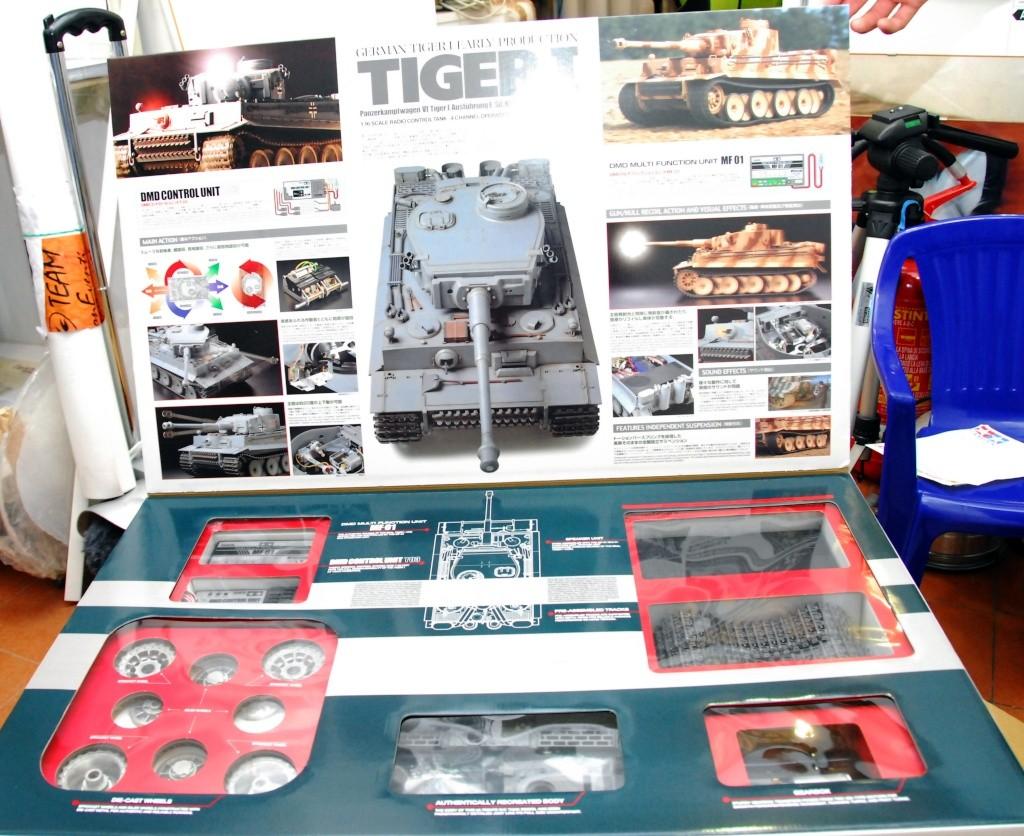 Wip Tiger I Tamiya di Gunman  Dsc_0216
