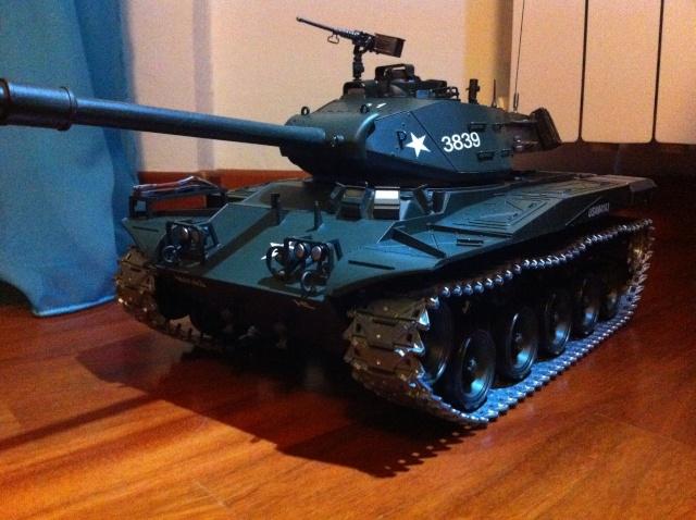 modifica heng long U.S.M41A3 Bulldog  Img_0712