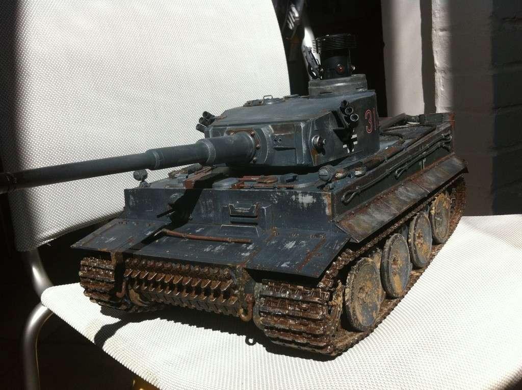 Wip Tiger I Tamiya di Gunman  - Pagina 6 Img_0827