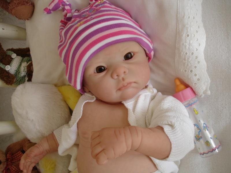 Meine Bethany aber noch ohne Haare als Mogelpackung Dsc04017
