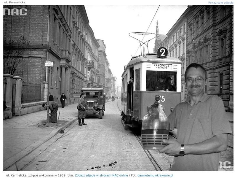Cracovie avant la guerre et aujourd'hui... Rien_n10