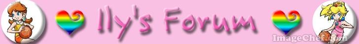 Ily's forum
