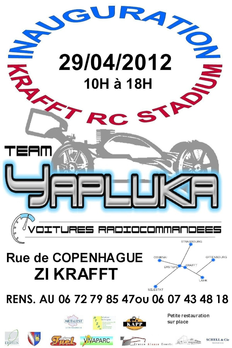 Inauguration KRAFFT RC STADIUM Inaugu10