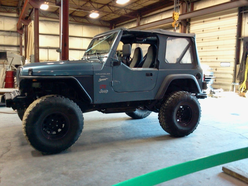 Project Shallow Pockets 97 TJ 2011-011