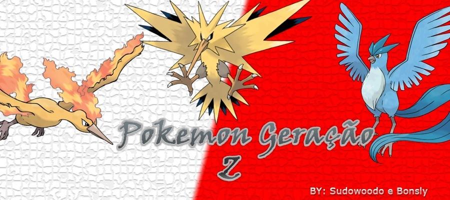 Pokémon Geração Z
